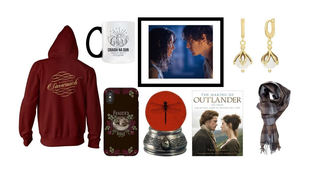 Celebrate Valentine's Day With This 'Outlander' Gift Guide (PHOTOS)