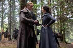 'Outlander': Jamie & Claire Face an Unusual Dilemma in 'Free Will' (RECAP)