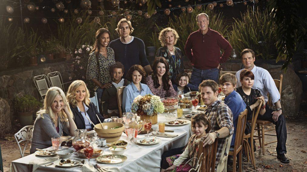Parenthood Season 2 Cast