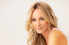 'Y&R' Returns: Sharon Case Previews Adam Learning of Sharon's Cancer
