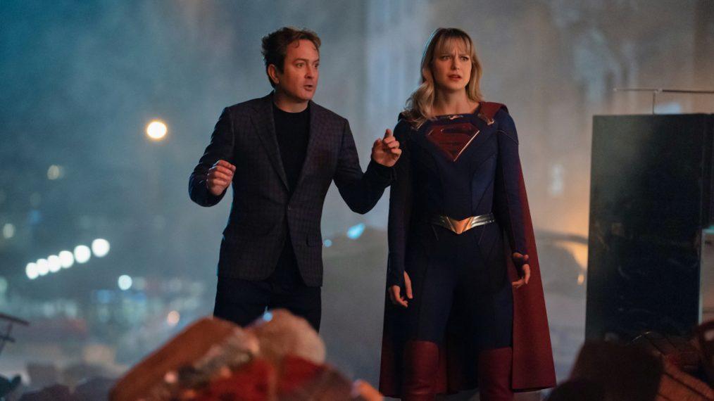 Supergirl Season 5 Episode 13 Mxyzptlk Kara