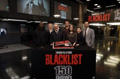 'The Blacklist' Cast Celebrates 150 Episodes on NBC (PHOTOS)