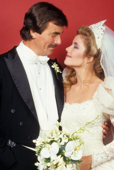 Eric Braeden Melody Thomas Young and the Restless