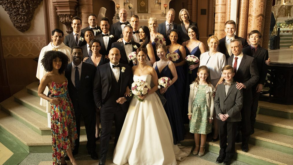 Chicago Fire Cast Cruz Wedding Season 8 Episode 19