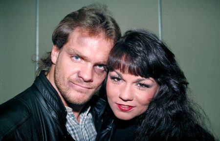 Chris Benoit and Wife Nancy