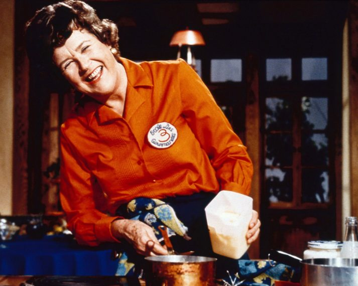 PBS DISHING WITH JULIA CHILDS JULIA CHILD COOKING