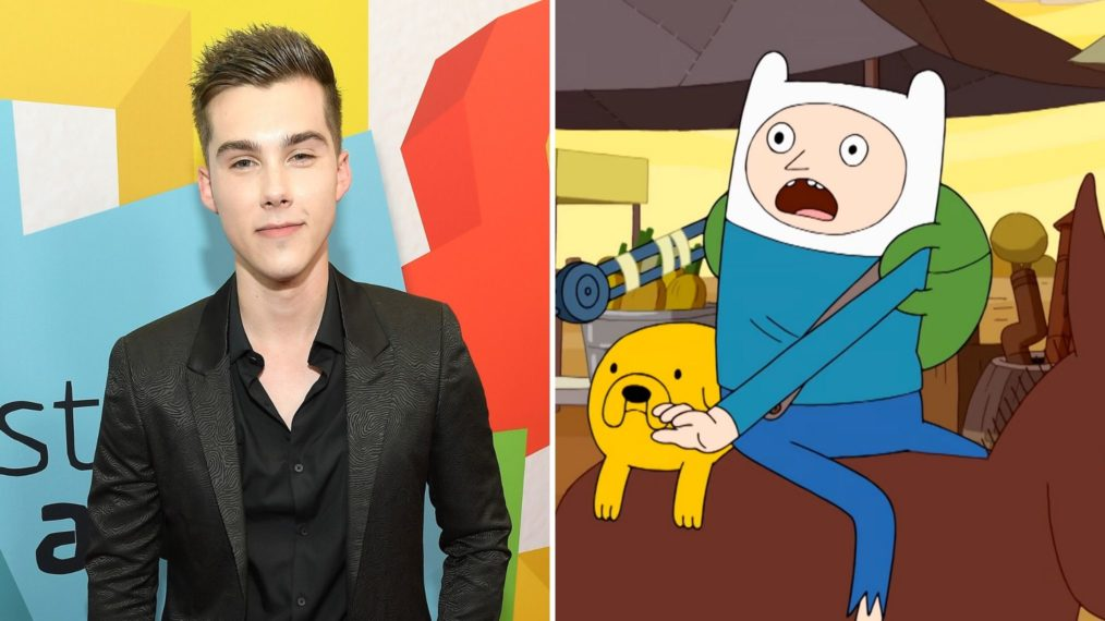 Adventure Time Voice Actors Jeremy Shada