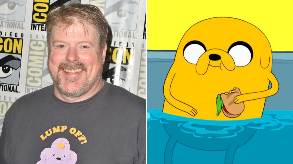 Adventure Time Voice Actors John DiMaggio