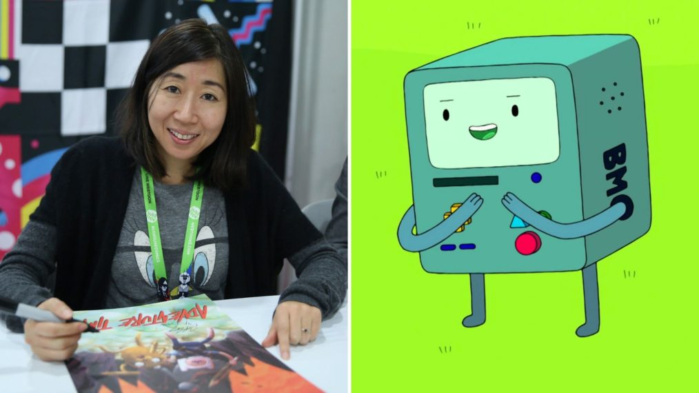 Adventure Time Voice Actors Niki Yang