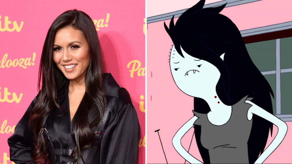 Adventure Time Voice Actors Olivia Olson