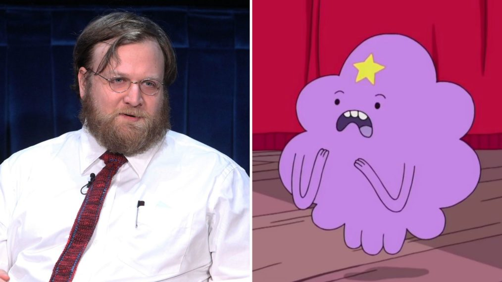 Adventure Time Voice Actors Pendleton Ward