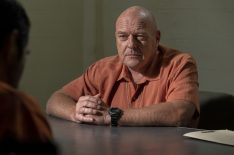 Dean Norris on Hank's 'Better Call Saul' Return & First Impressions of 'Sleazebag' Lawyer