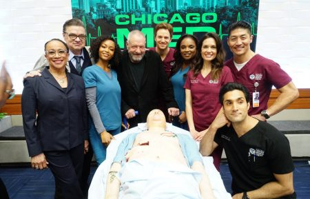 Chicago Med Season 5 100th Episode