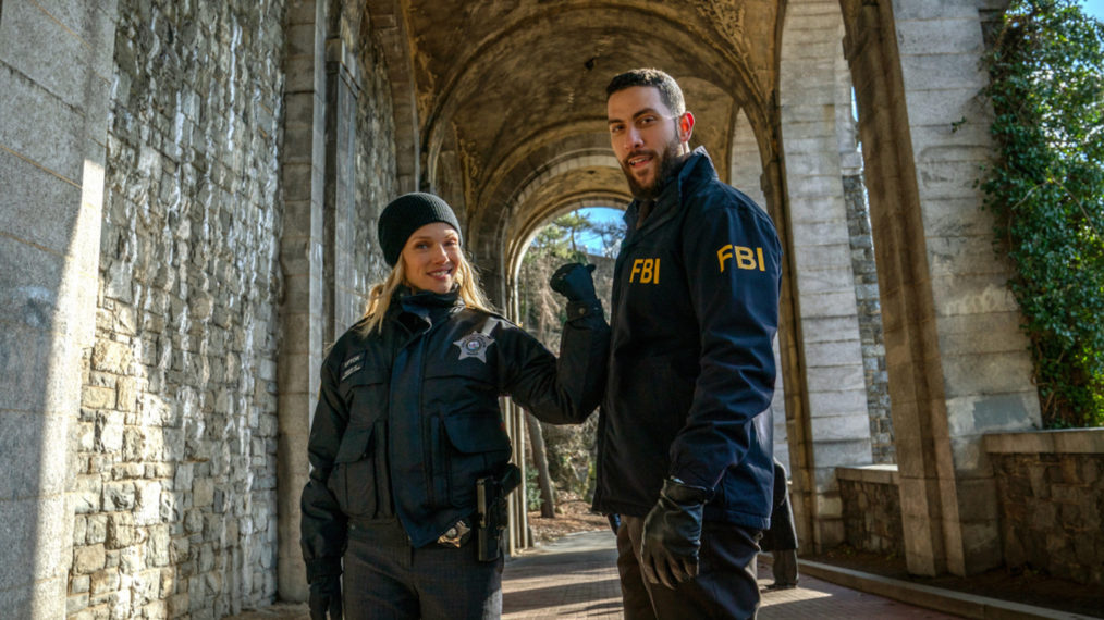 FBI Chicago PD Crossover Tracy Spiridakos Preview