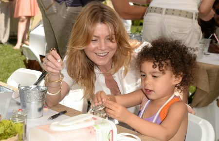Grey's Anatomy Babies Ellen Pompeo Daughter