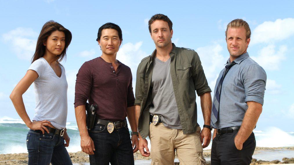 Hawaii Five-0 Original Cast