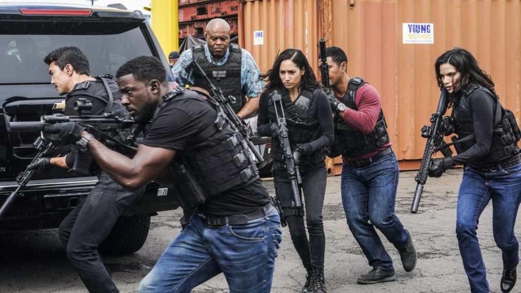Hawaii Five-0 Series Finale Team Mission Moving