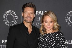 'Live's Kelly Ripa & Ryan Seacrest on Their 'Terrific' Chemistry & Pre-Show Rituals