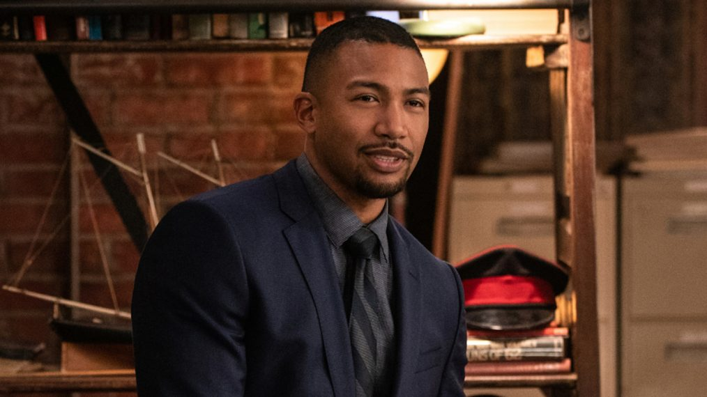 Charles Michael Davis First NCIS New Orleans Episode Quentin Carter
