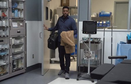 Jocko Sims Leaving New Amsterdam Reynolds Exits Season 2