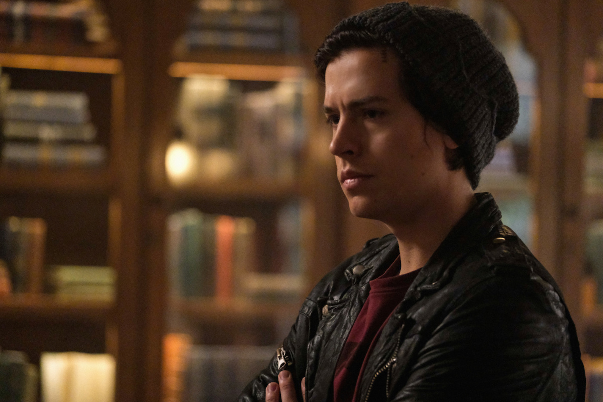 Cole Sprouse Riverdale Season 4 Episode 16 Jughead