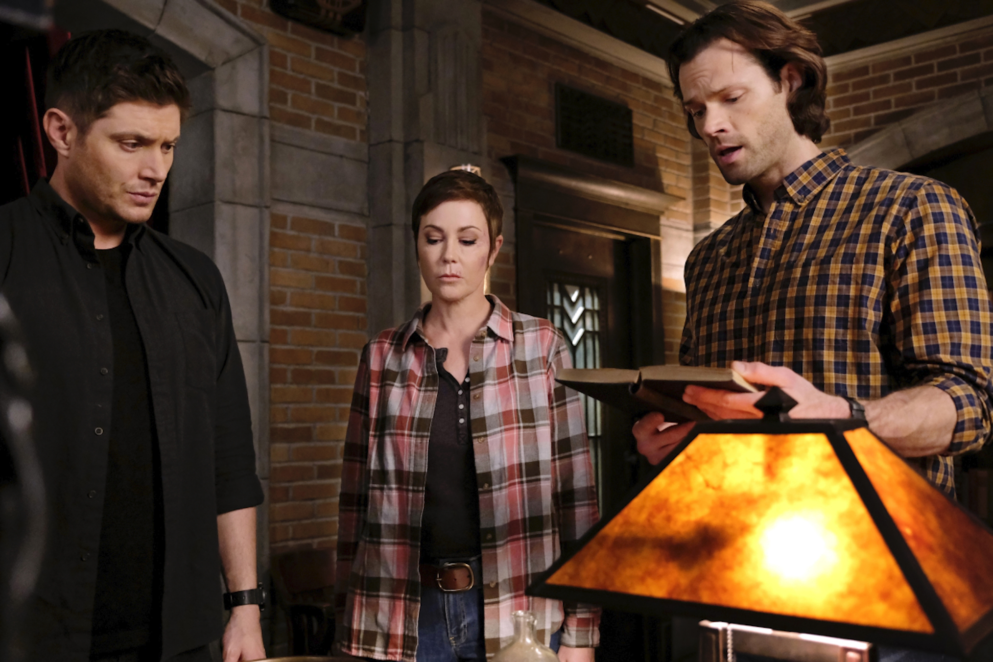 Supernatural Season 15 Episode 12 Jody Winchesters