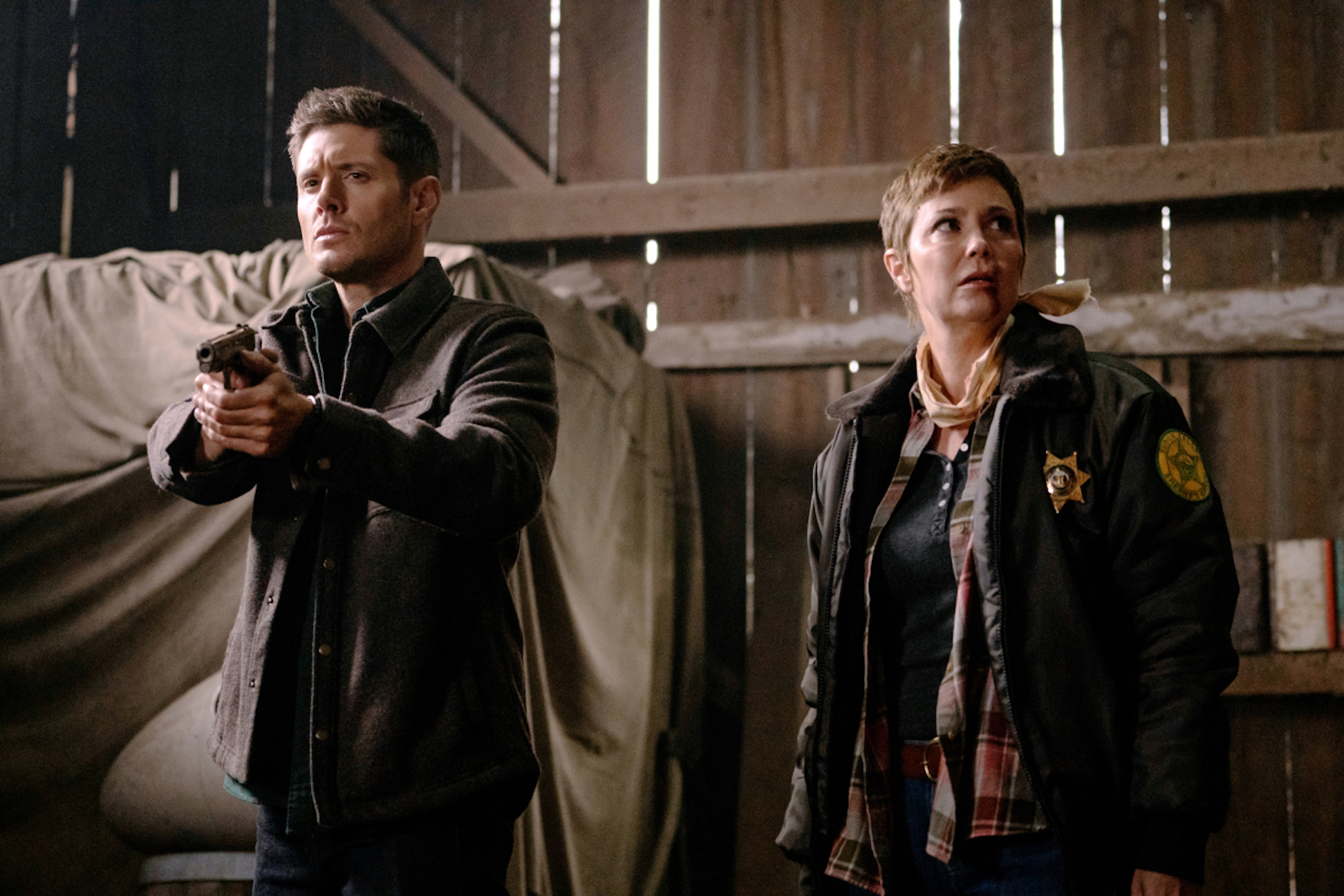 Supernatural Season 15 Episode 12 Dean Jody