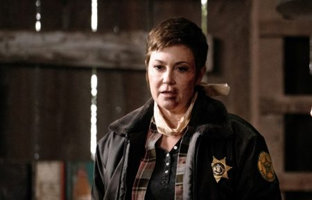 Supernatural Season 15 Episode 12 Kim Rhodes Returns Jody