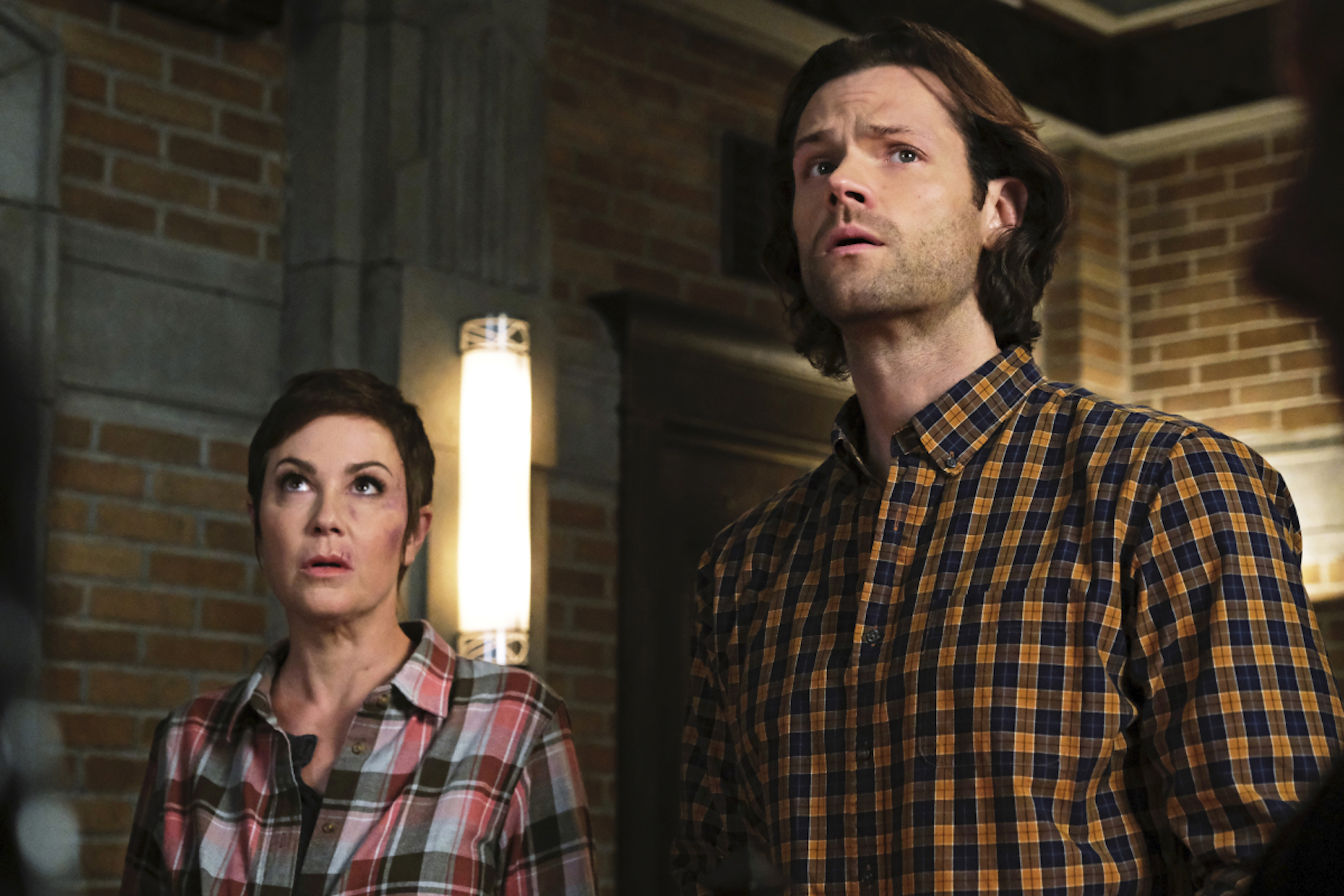Supernatural Season 15 Episode 12 Jody Sam