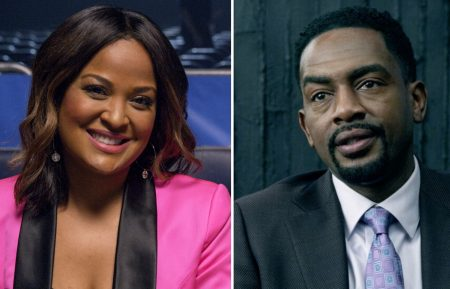 Laila Ali Bill Bellamy SWAT Season 3 Episode 15 Sneak Peeks