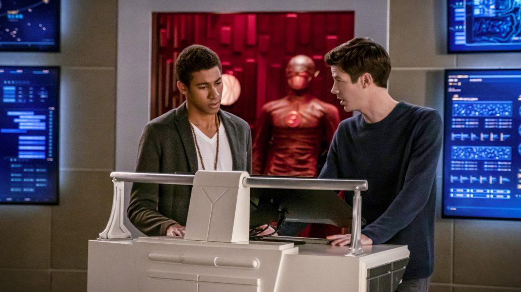 The Flash Season 6 Episode 14 Recap Wally Returns