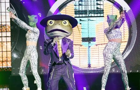 The Masked Singer Season 3 Frog
