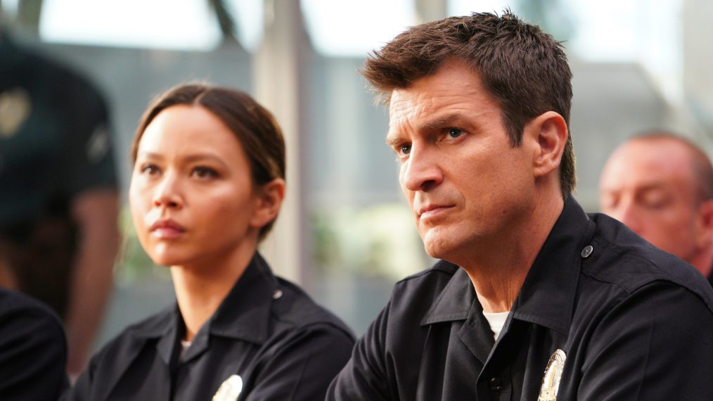 The Rookie Follow-Up Day Nathan Fillion