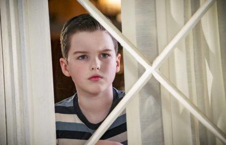 Young Sheldon Season 3 Iain Armitage
