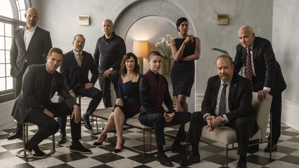 BILLIONS S05 CAST GROUP
