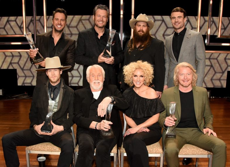 CMT KENNNY ROGERS A BENEFIT FOR MUSICARES CMT 2015 ARTIST OF THE YEAR GROUP