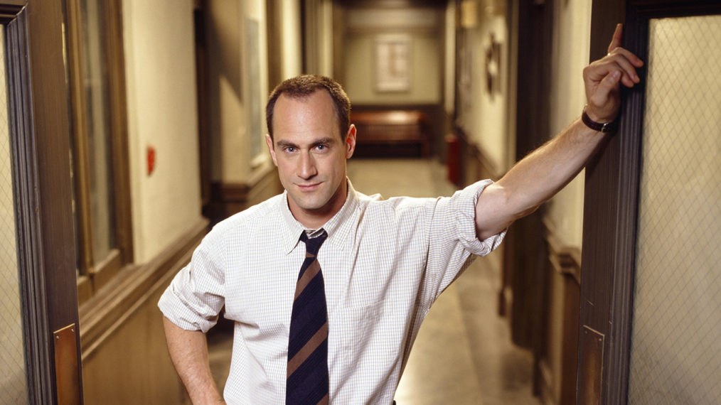 Christopher Meloni Returns Law & Order SVU Stabler