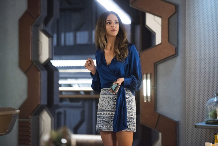 Legends of Tomorrow - Tala Ashe