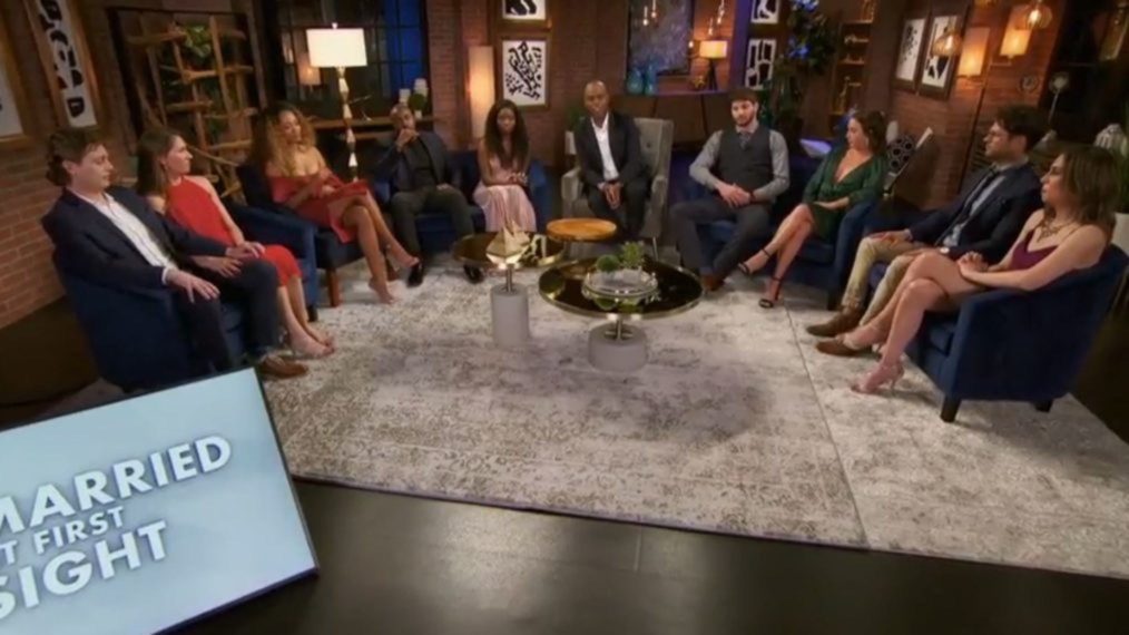 Married at First Sight season 10 Reunion