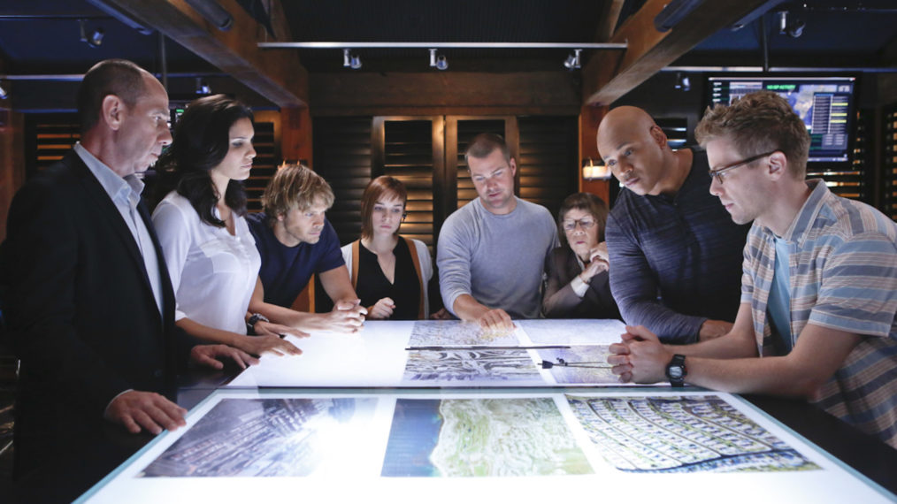 CBS Crossovers Connected NCIS Los Angeles