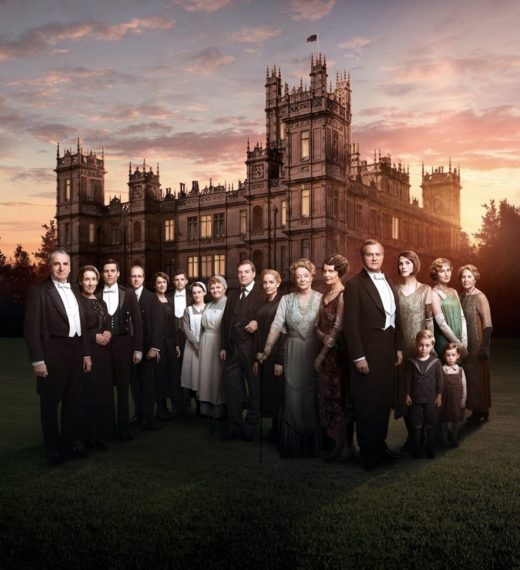 Comfort TV Drama Downton Abbey