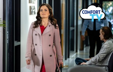 Danica McKellar MatchMaker Mysteries Preview Comfort TV