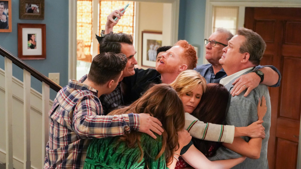 Modern Family Cast Says Goodbye Series Finale