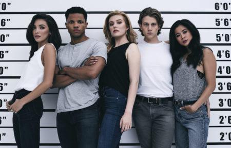 Nancy Drew Season 1 Finale Cast