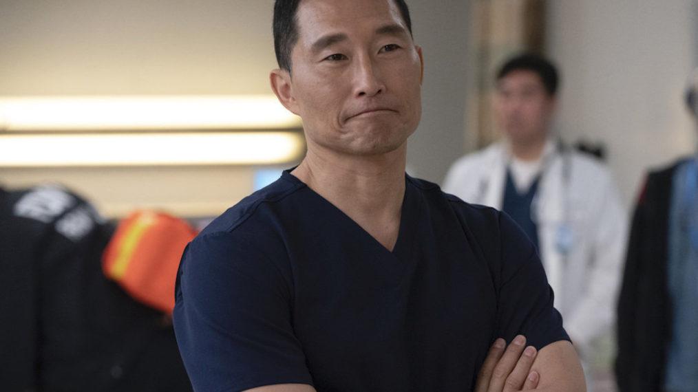 Daniel Dae Kim New Amsterdam Season 2 Finale Cassian Shin