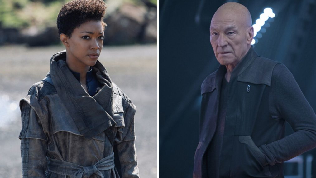 Star Trek Discovery Picard Sci-Fi Fantasy Series to Watch