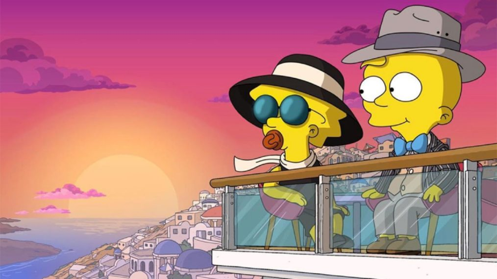 The Simpsons A Playdate with Destiny