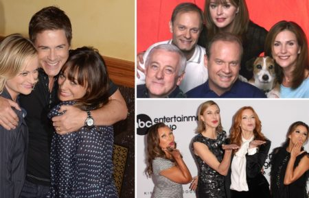 TV Cast Reunions Quarantine