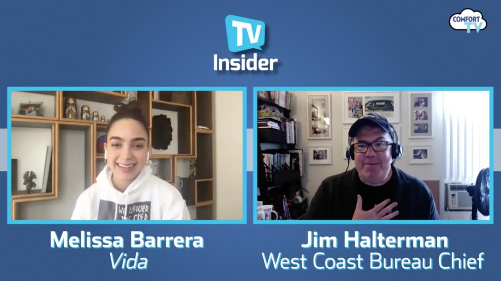 'Vida's Melissa Barrera Previews Lyn's Biggest Obstacles to Come (VIDEO)