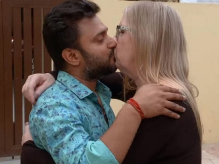 Jenny + Sumit_90 Day Fiancé: The Other Way_TLC
